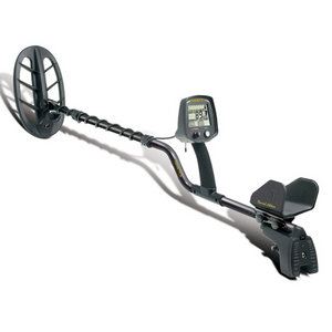 Teknetics T2 special edition gold detector metal detector side view