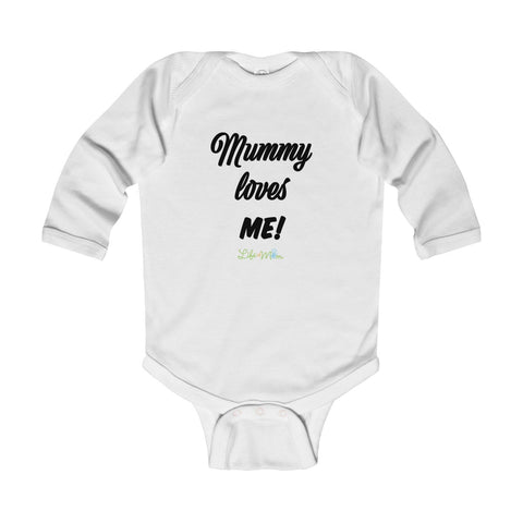 Mummy Loves Me Bodysuit