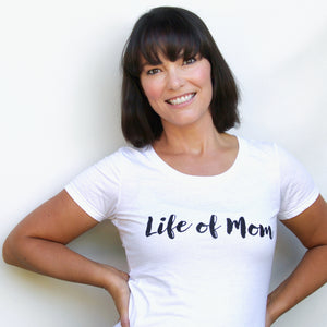 A Life of Mom Classic Tee