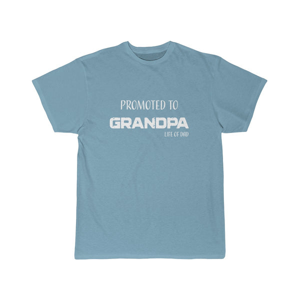 Promoted to Grandpa T-Shirt