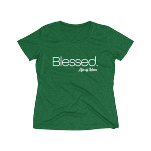 Blessed Life of Mom Performance Tee