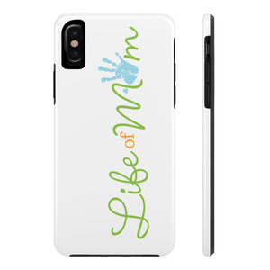 Life of Mom Phone Case