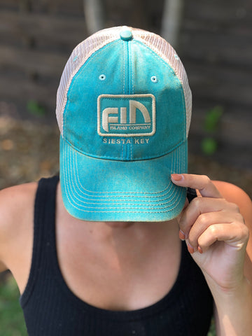 FIN Original Trucker Cap