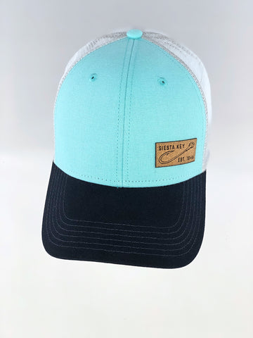 Two Toned SK Mid-Pro Snap Back
