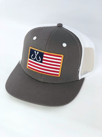 Hooked on America Trucker