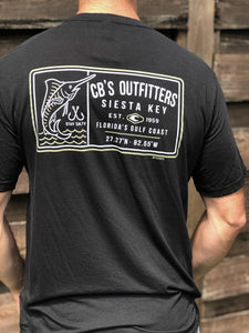 CB's Stay Salty Short Sleeve