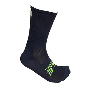 Force Sock (18 cm cuff) - Navy