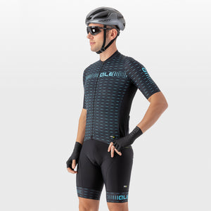 PRR Green Road Men's Bib Shorts - Black