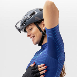 PRR Green Road Women's Jersey - Navy