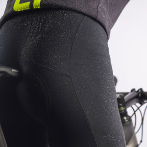 K-Atmo Men's Water Repellent Bib Shorts