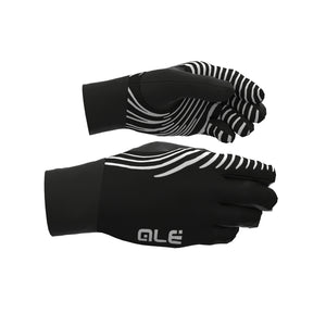 Spiral Roubaix Gloves – Black/White