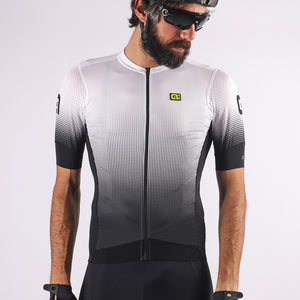 PR-S Dots Men's Jersey - White