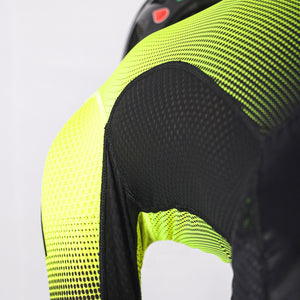 PRS Men's Dots Jersey - Yellow