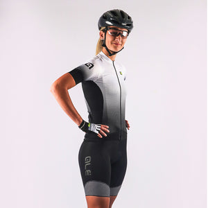 PR-S Dots Women's Jersey - White