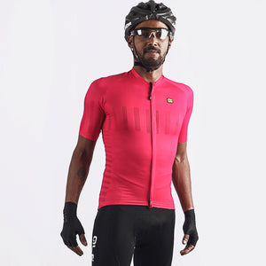 R-EV1 Cooling Men's Jersey - Red
