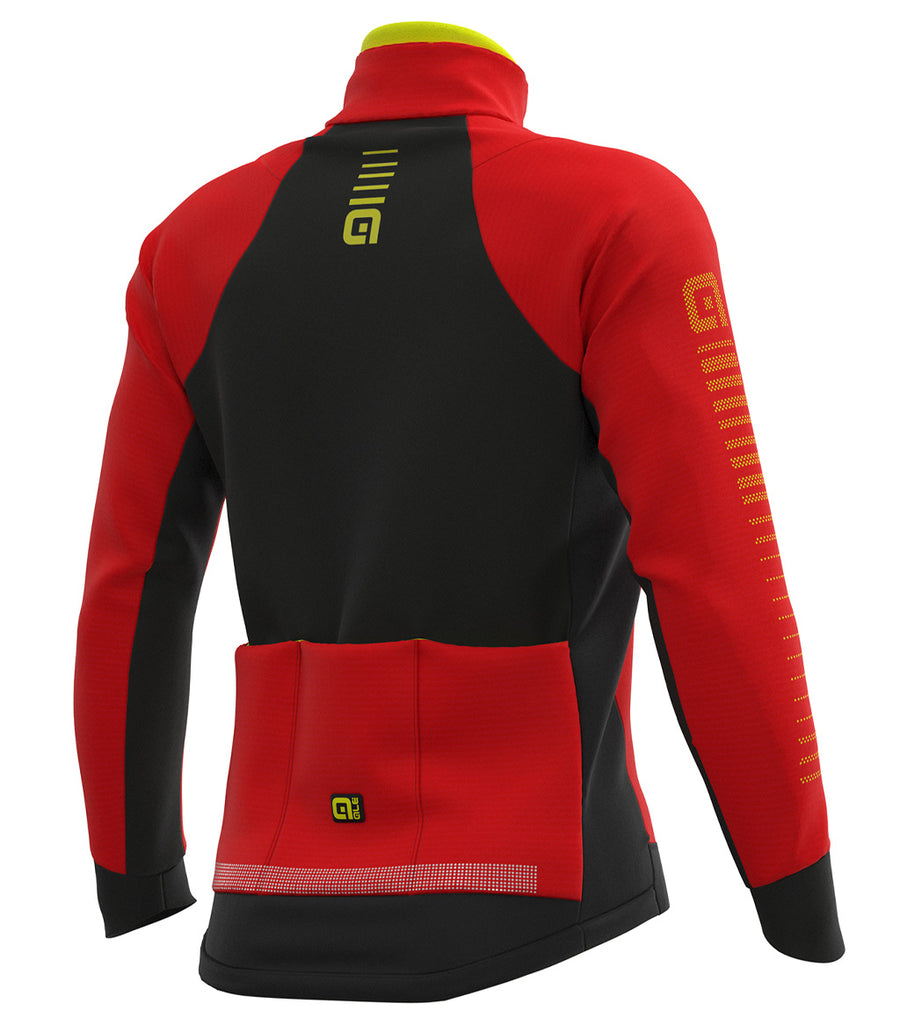 PRR Thermo Road Jacket - Red