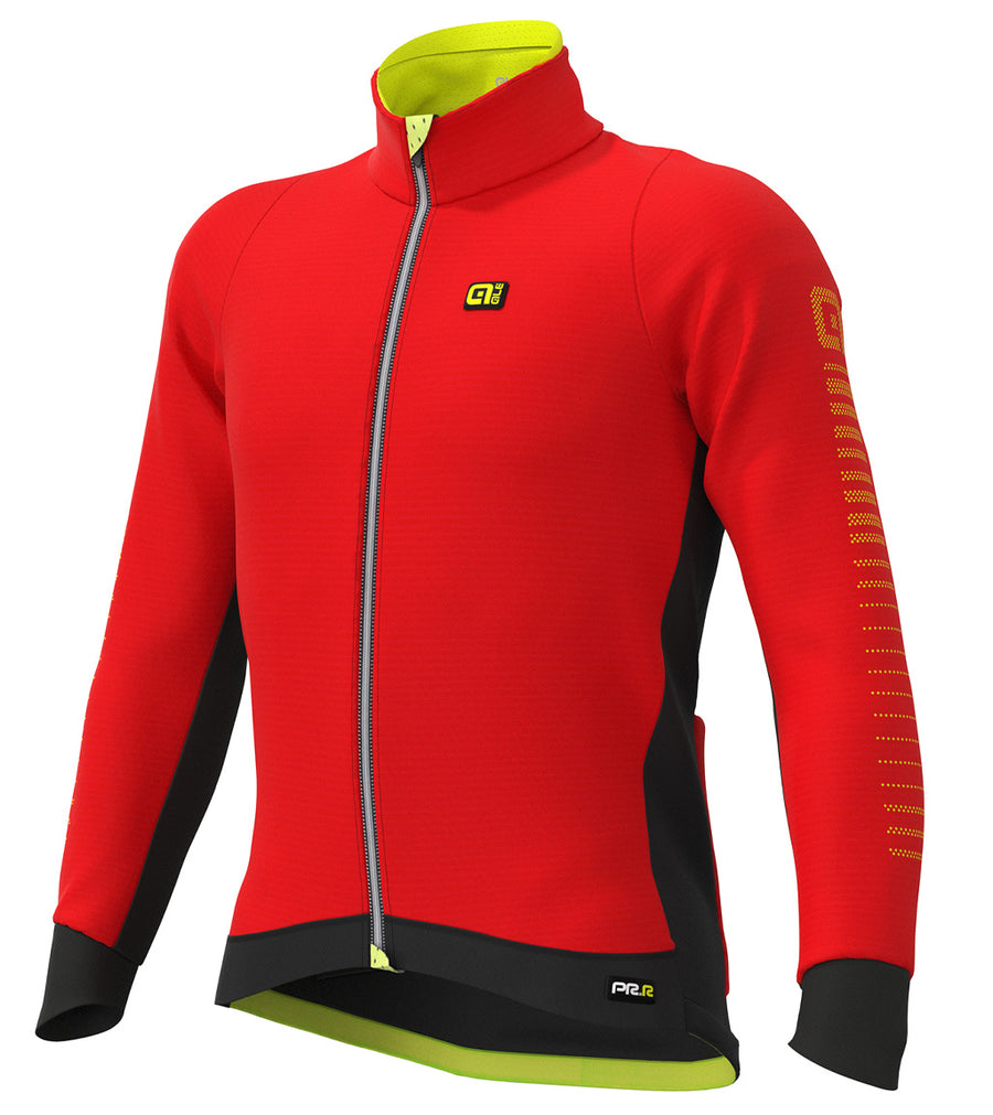 PRR Thermo Road Men's Jacket - Red