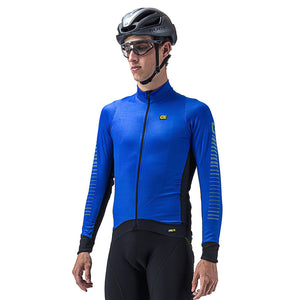 PRR Thermo Road Merino Men's Jersey - Blue