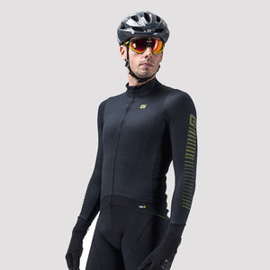 PRR Thermal Road Merino Men's Jersey - Charcoal