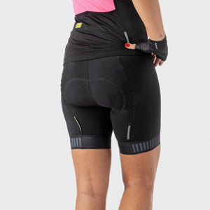 Solid Traguardo Women's Bibshorts