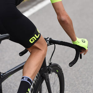 Fusion HD Bibshorts - Yellow