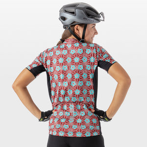 Off-Road Flowers Women's Jersey