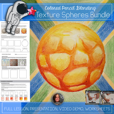Texture Spheres Bundle with Demonstration Videos
