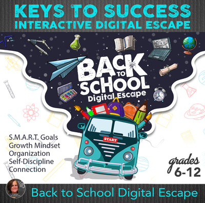 Back to School Digital Escape