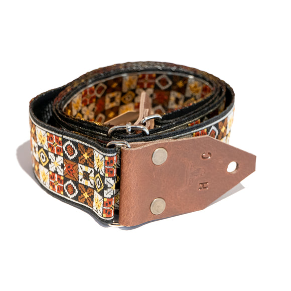 Holy Cow Retrolook jimi presley brown strap