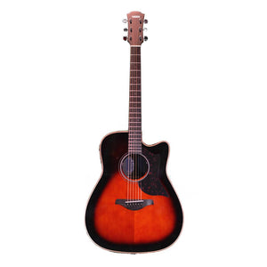 Yamaha A1R tobacco brown sunburst