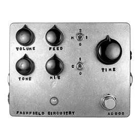 Fairfield Circuitry Meet Maud analog delay