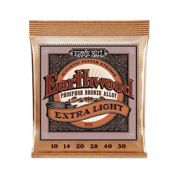 Ernie Ball phosphor bronze acoustic extra light 10-50