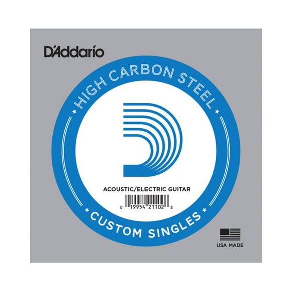 D'Addario high carbon steel PL009-5