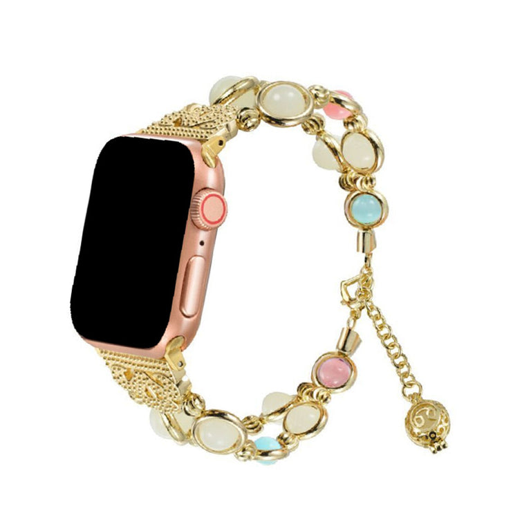 Apple Watch Luminous Pearl Watchband - Narce Cases