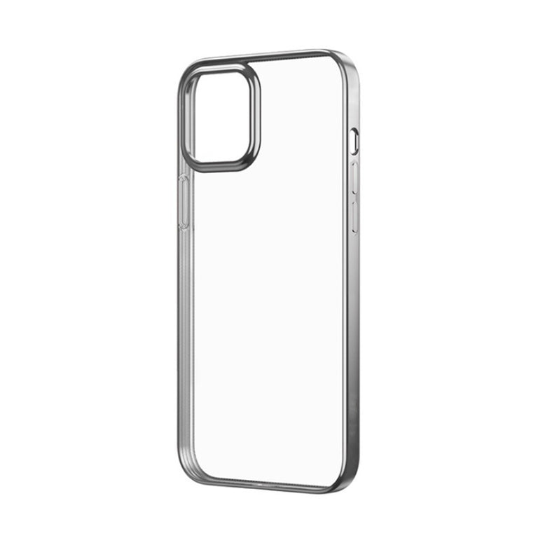 Electroplating Straight Edge Phone Case - Narce Cases