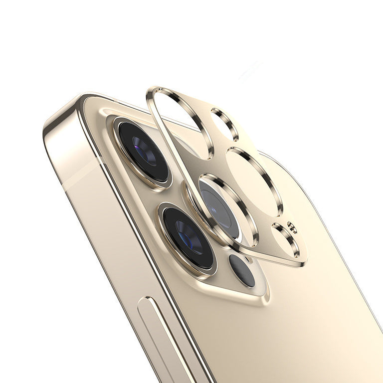 Lightweight Metal Camera Protector for iPhone 12 - Narce Cases