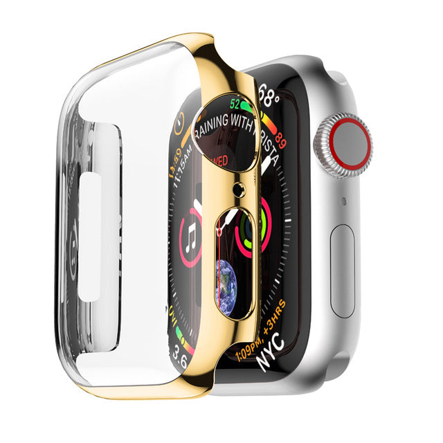 Apple Watch Shatter Resistant Shell Frame Protective Case Cover
