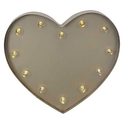 Heart Marquee light