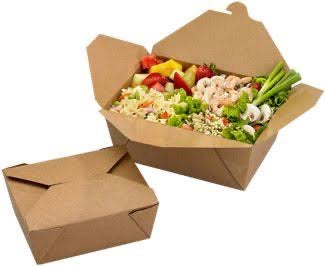 Kraft Food Boxes