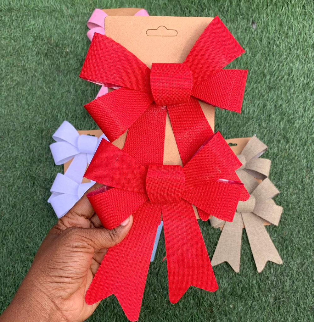 Twist on Bows