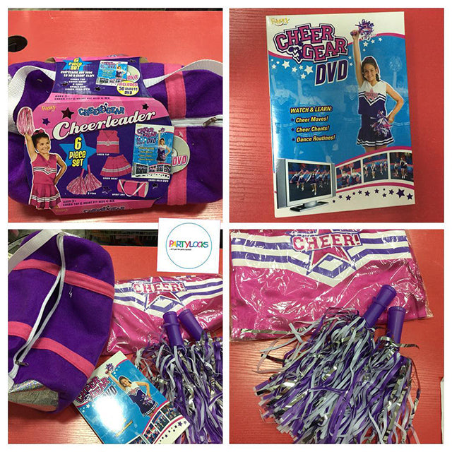 Cheerleading kit bag