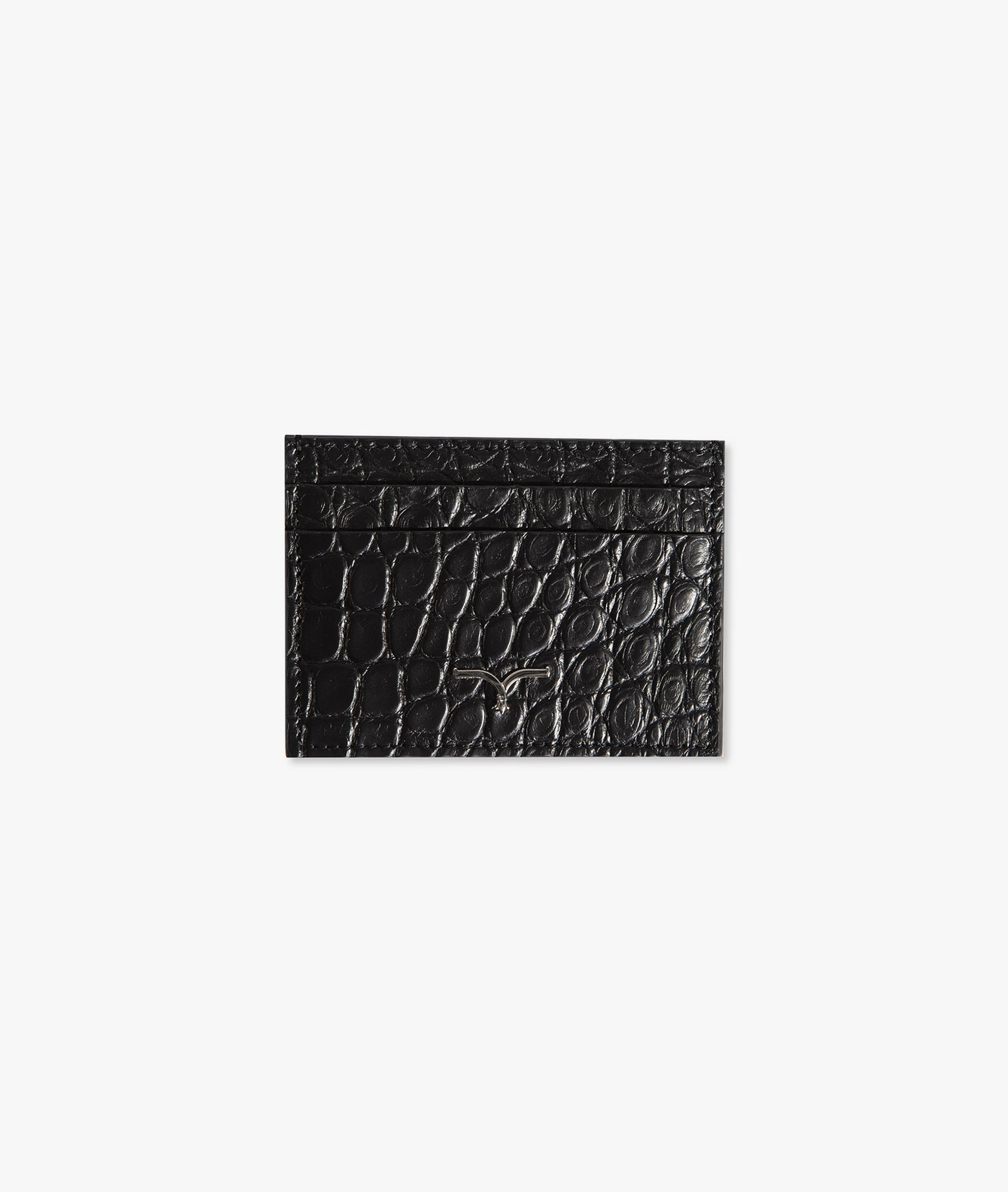 "Alligator Card Holder ""Asset"""