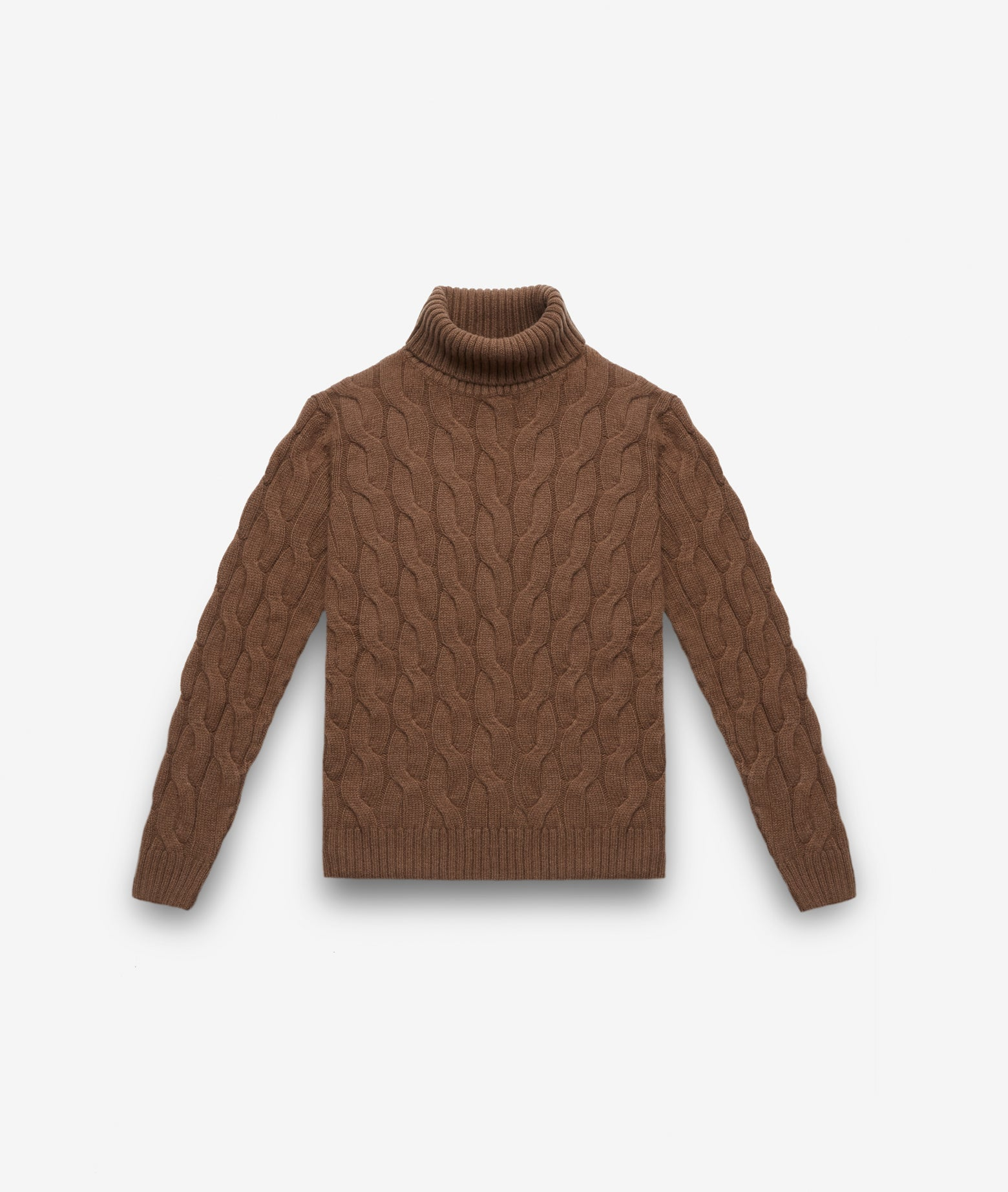 "Turtleneck Sweater ""Col du Pillon"""