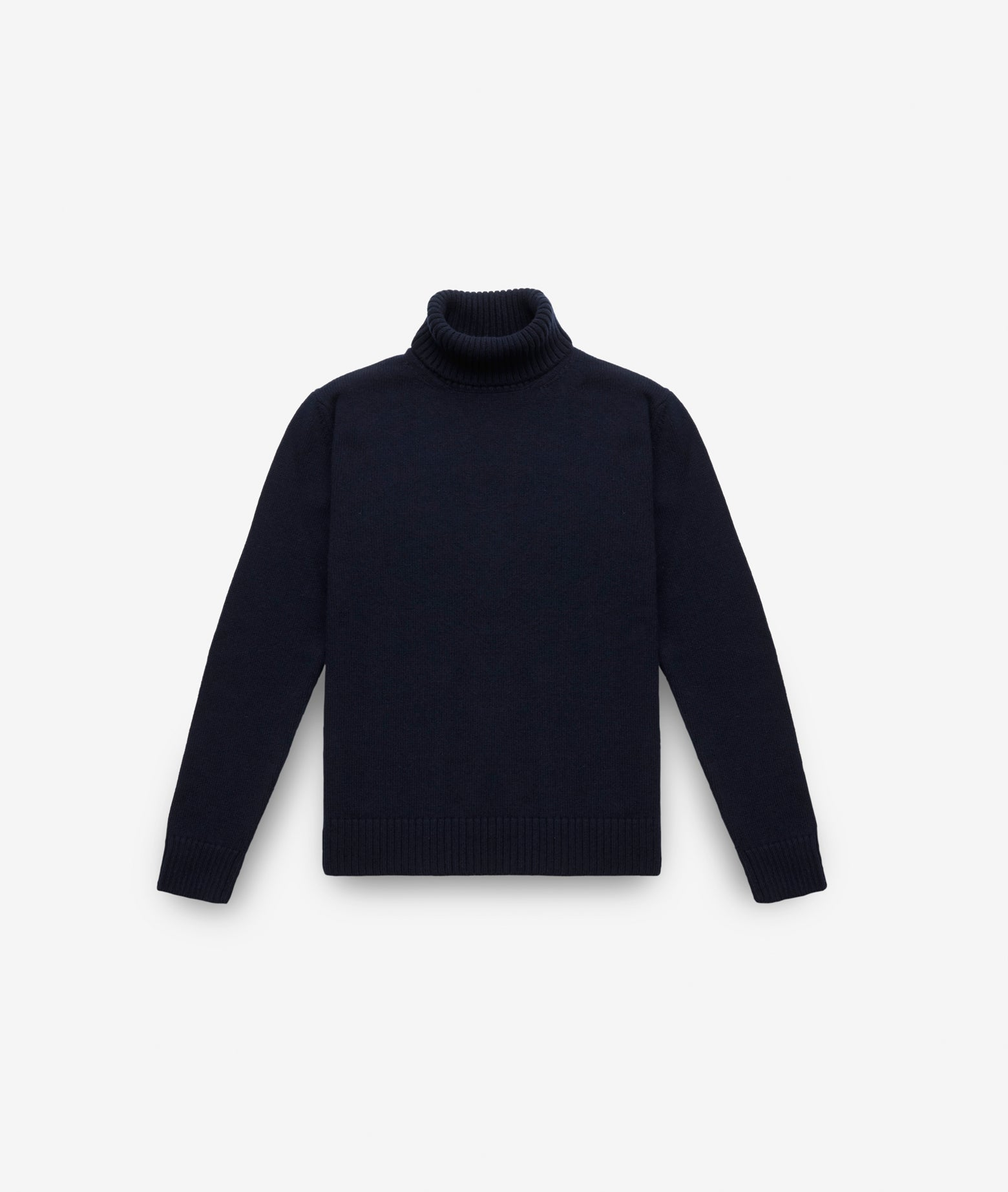 "Turtleneck Sweater ""Les Diablerets"""