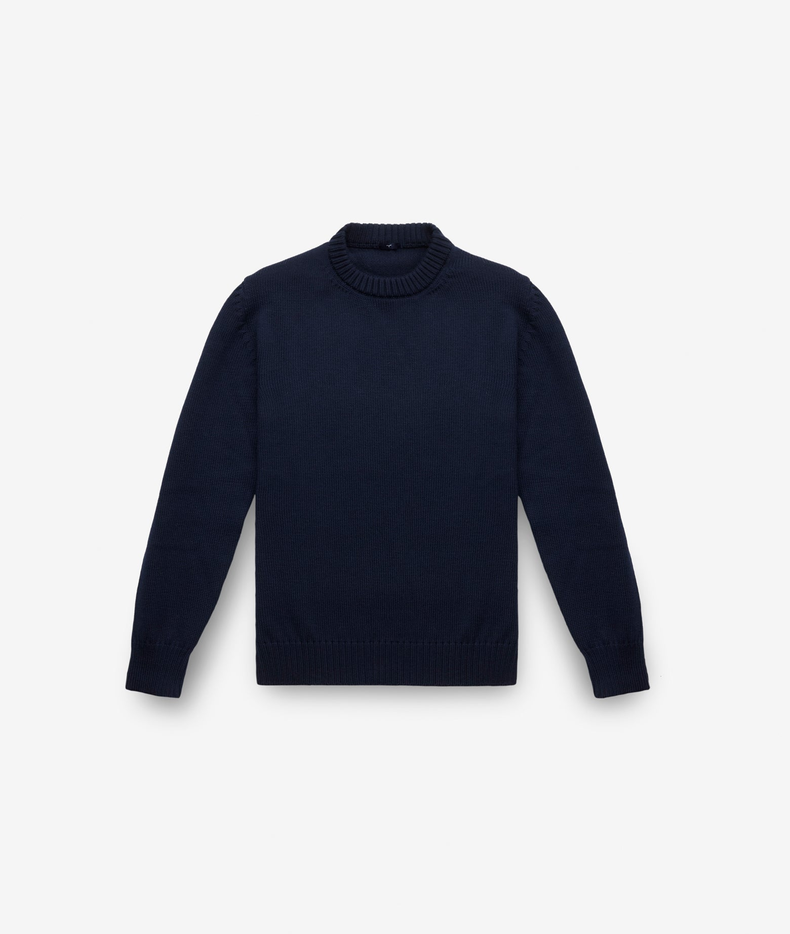 "Crew Neck Sweater ""Diablerets"""