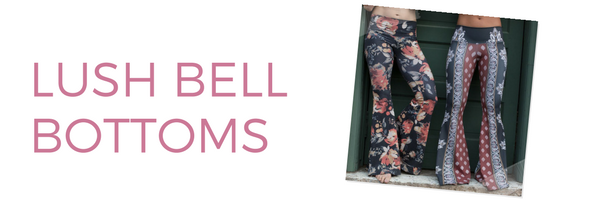 Lush Bell Bottoms