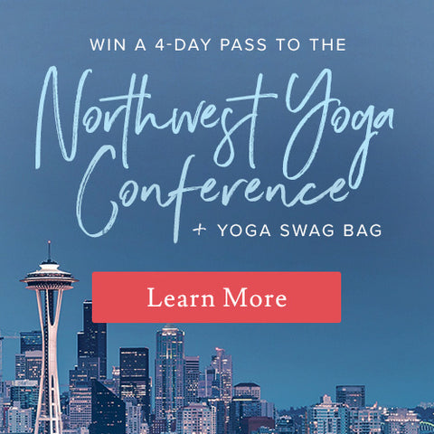 Northwest Yoga Conference Giveaway
