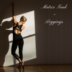matrix tank and leggings