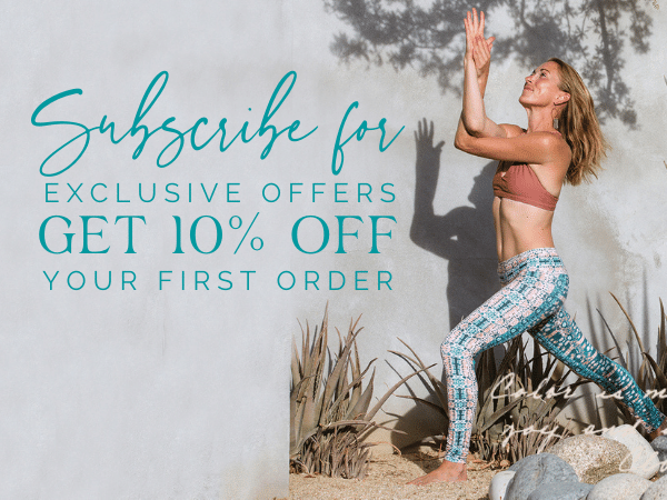 Subscribe for exclusive offers and 10% off your first order!