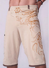 Men's Dragon Shorts by Infiniti Now - The OM Collection